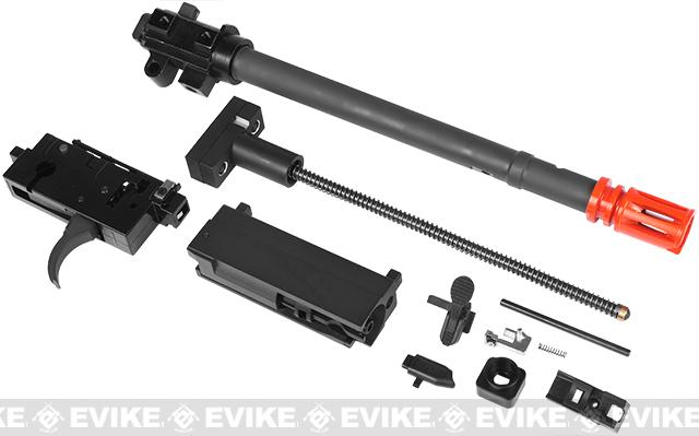 WE Open Bolt System Complete Conversion Kit for WE SCAR Airsoft GBB Rifle