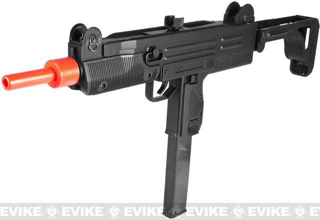 WELL Full Size D91 Fully Automatic UZI Low Power Airsoft AEG
