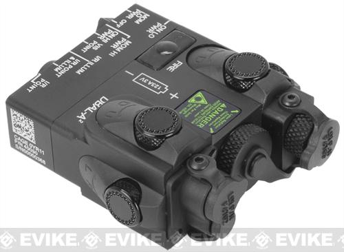 G&P PEQ GP959 Laser and Infrared Designator with IR Illuminator (Color: Black)