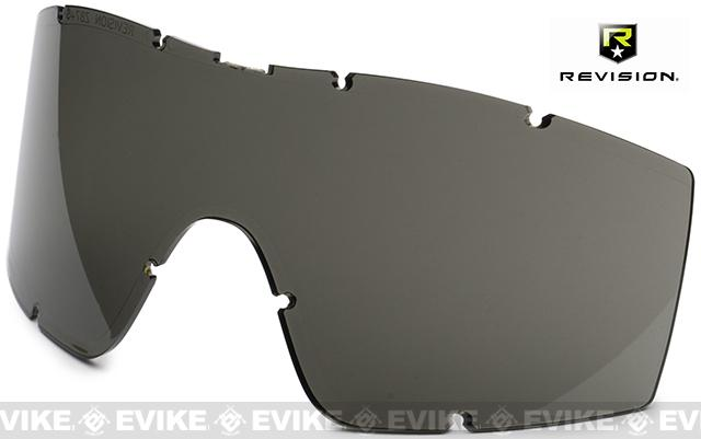 Revision Replacement Lens for Desert Locust / Asian Locust Goggles - (Smoke / Solar)