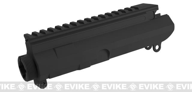 ICS Airsoft MK3 Full Metal Upper Receiver with  Dust Cover (Color: Black)