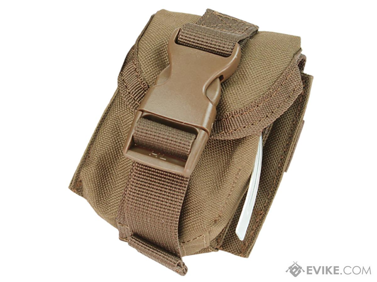 z Condor Tactical Frag Grenade Pouch (Color: Tan)