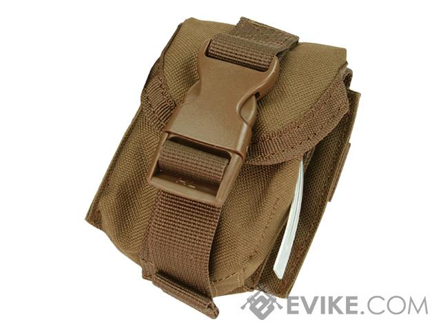 Condor Tactical Frag Grenade Pouch (Color: Coyote Brown)