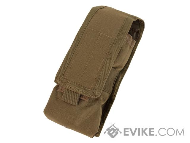 Matrix Condor Modular Accessory / Radio Pouch - Coyote Brown
