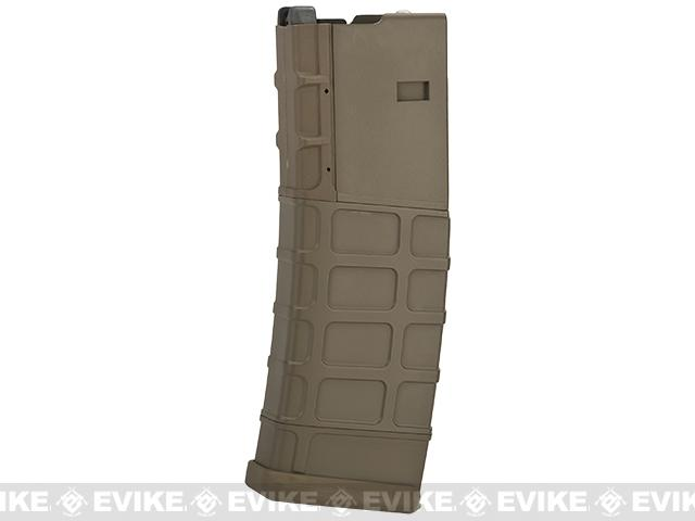 G&P PTS 39rd Magazine for G&P King Arms WA M4 Airsoft GBB Blowback Rifles (Color: Sand)
