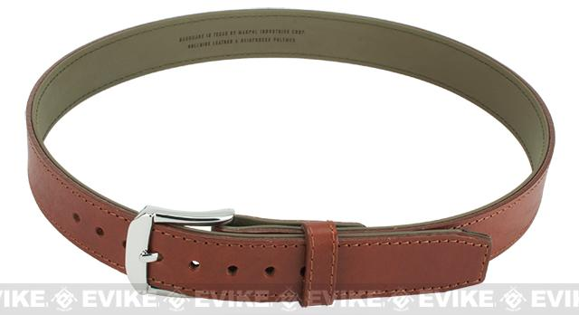 Magpul El Original Tejas Leather Gun Belt (Color: Light Brown / 32 Waist)