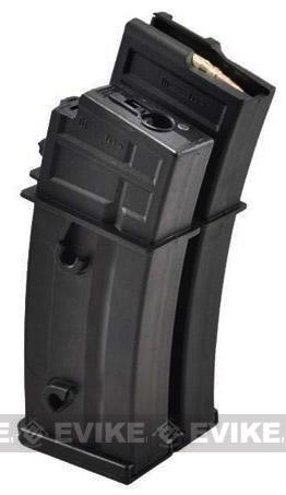 Matrix 1000rd Sound Control Auto Winding Magazine for G36 Series Airsoft AEG