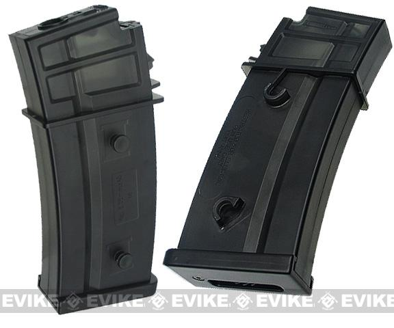 G36 470rd Hicap Magazine for H&K G36 SL9 Marui Series Airsoft AEG Rifles (Package: Single Magazine)