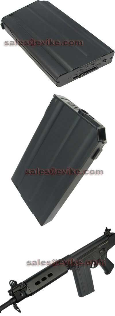 King Arms 550rd Hicap Magazine for FAL Series Airsoft AEG