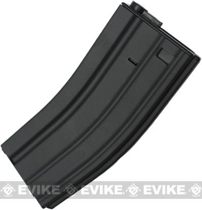 z WE-Tech 350 Round Metal Hi-Cap Magazine For M4 M16 Series Airsoft AEG