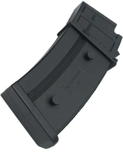 King Arms No Winding 95rds Magazine for G36 Series AEG (Package: One)