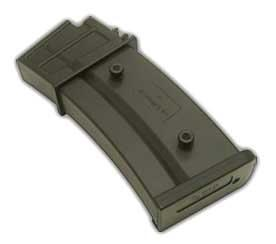 KWA 470rd Hi-Cap Magazine for G36 Series Airsoft AEG Rifle
