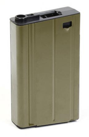 Matrix 500 Round High-Cap Magazine for Echo1 VFC SCAR Heavy MK17 Series Airsoft AEG - Dark Earth