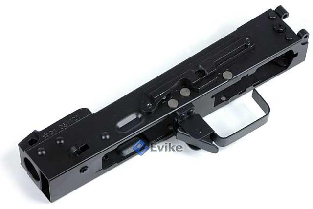 Matrix APS AK74 Full Metal Lower Receiver for AK Series Airsoft AEG w/ Side Rail (Side Folding)