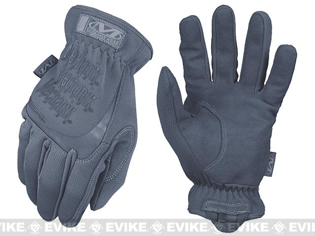 Mechanix FastFit Tactical Gloves (Color: Wolf Grey / Small)