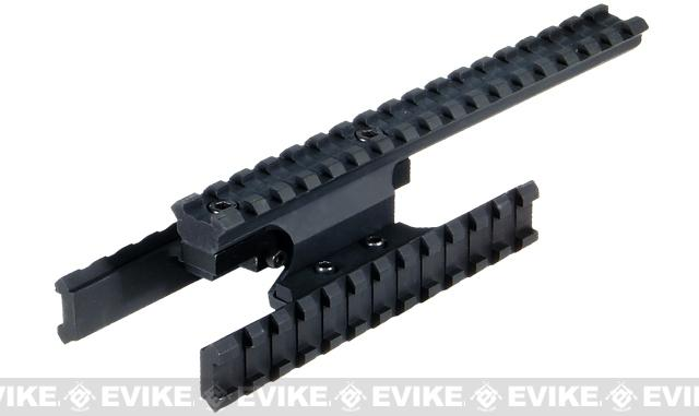 UTG Mosin Nagant Tri-Rail Scope Mount