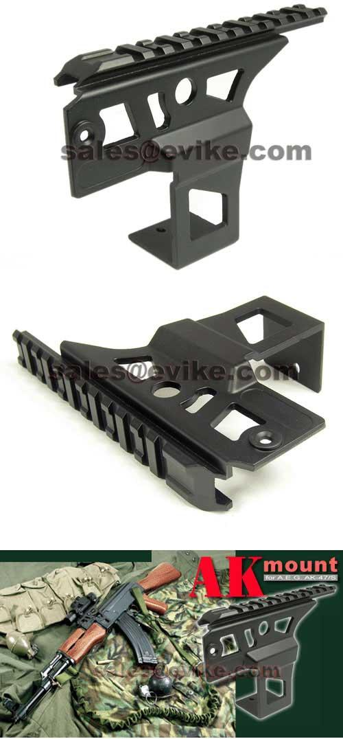 Matrix Desert Storm Rail Mount Base for AK Series Airsoft AEG