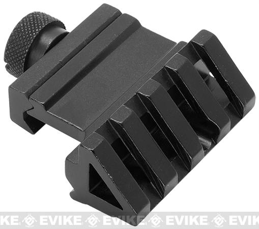 NcSTAR 45 Degree Offset Rail Mount with QD Weaver Style Attachment