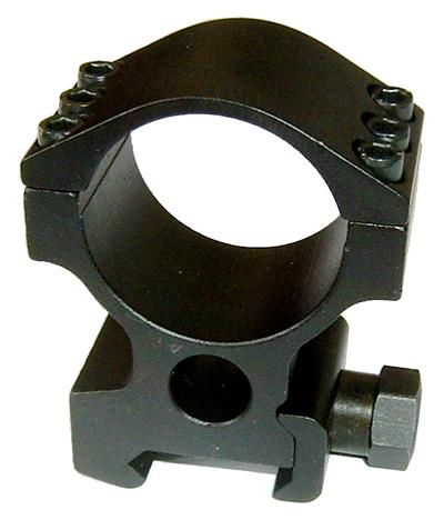 Matrix 30mm Heavy Duty Weaver Ring / Red Dot Sight Scope Mount (Straight / High Profile)