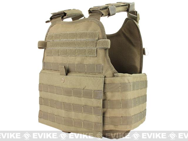 Condor Modular Operator Plate Carrier (Color: Tan)