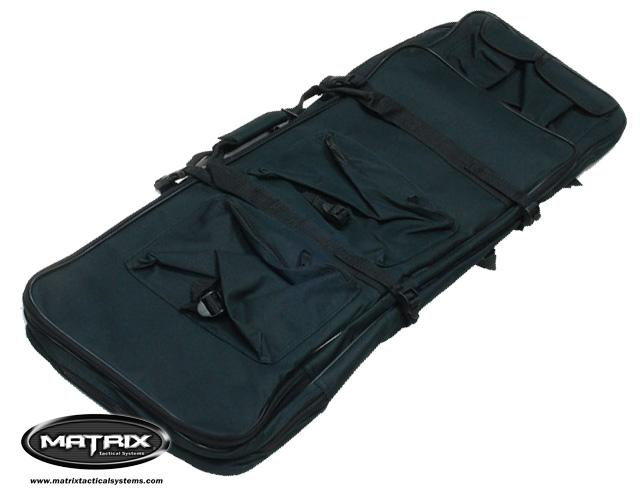 Matrix Special Forces 38(50) Dual Military Grade Rifle Case - Black
