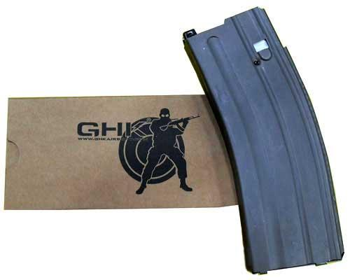 GHK High Output G.2 Co2 Powered Magazine for GHK M4 GBB Airsoft Rifles