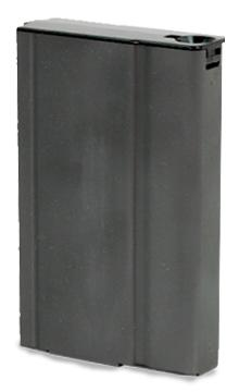MAG 190 rd Midcap Metal Magazine for M14 Airsoft AEG (Package: Single Magazine)