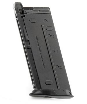Spare Magazine for Tokyo Marui FN Five-seveN 5-7 Type Airsoft Gas Blowback