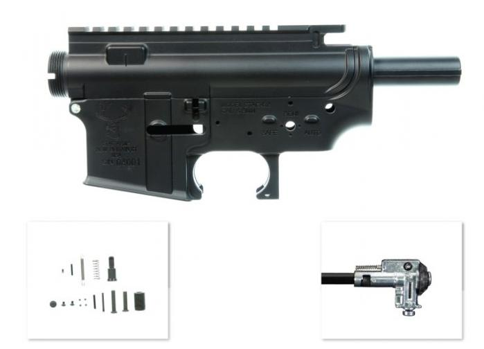 Madbull Airsoft Fully Licensed Stag Arms Metal Body For M4 / M16 Series Airsoft AEG