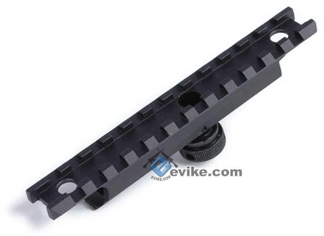 Military Grade High Grade AR-15 / M4 / M16 Carrying Handle Scope Mount Base