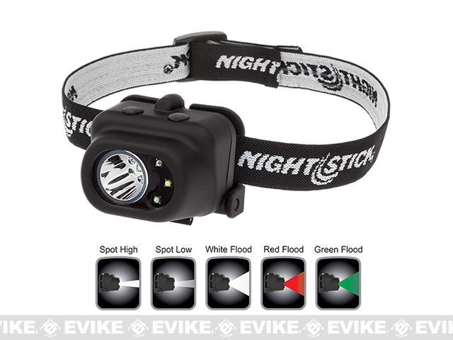 NightStick NSP-4610B Multi-Function Headlamp - Black