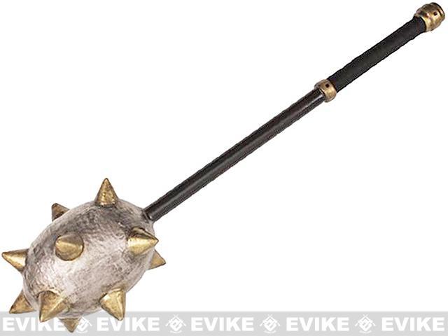 Hero's Edge Spiked War Mace Foam Weapon