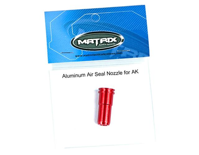Matrix CNC High Performance Aluminum Air Seal Nozzle For AK Airsoft AEG Series