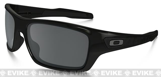Oakley SI Turbine Matte Black with Grey Lenses