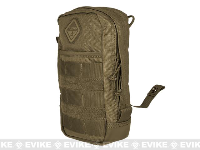 Hazard 4 Broadside MOLLE 9 x 5 Utility Pouch (Color: Coyote)