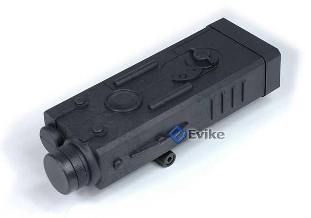 Matrix PEQ2 Type Slim Airsoft AEG External Battery Storage Box