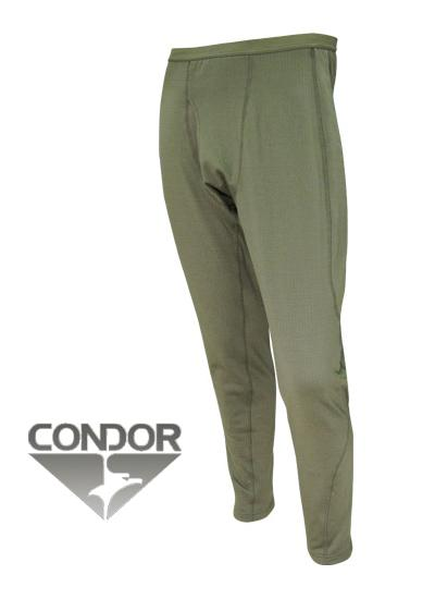 Condor Cold Weather BASE II Mid-Weight Drawer - OD Green (Size: Large)