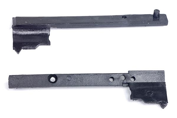 Replacement Charging Handle / Dust Cover Catch for M4 Series Airsoft AEG