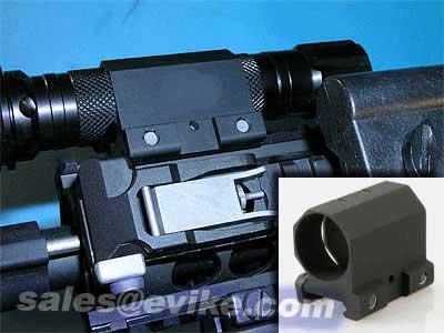 MTX New Generation 1 Q.D. Flashlight / Laser Mount