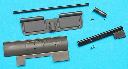 G&P M4 Dust Cover & Bolt Cover Set for Airsoft M4 / M16 Series AEG.