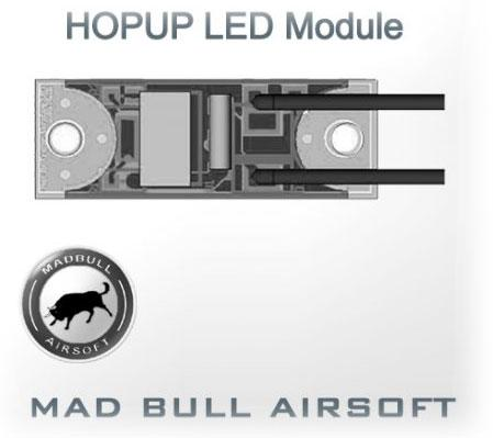 Madbull Hopup LED module for Ultimate Hopup.