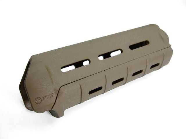 Magpul PTS MOE Hand Guard for M4 AR-15 AEG GBB Rifle Dark Earth