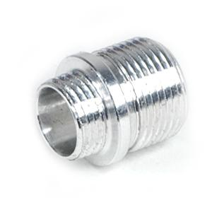 Threaded Adapter for WE HICAPA / 1911 Series Outer Barrels (Silver)