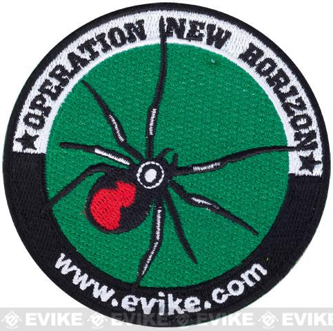 z Operation New Horizon 3 IFF Hook and Loop Patch - Green