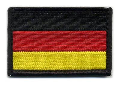 Matrix Hook and Loop Morale Patch (Country: Germany)