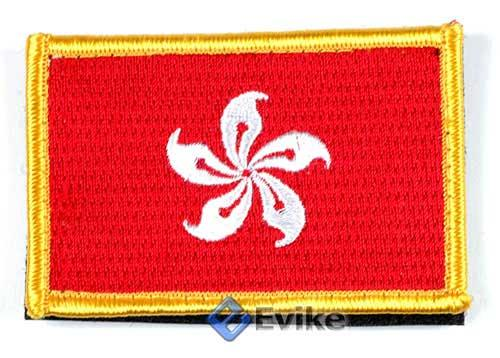 Matrix Hook and Loop Morale Patch (Country: Hong Kong)