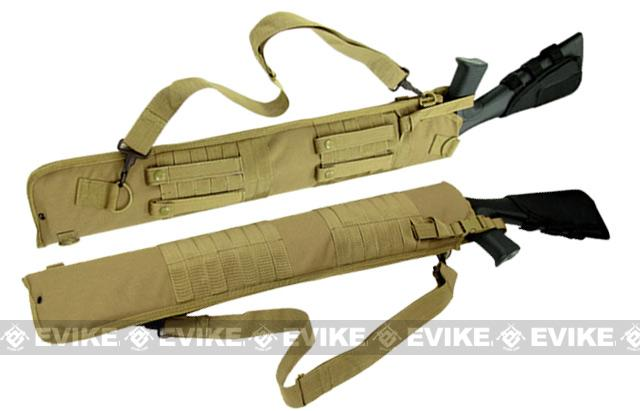 Condor Tactical Shotgun Scabbard - Tan
