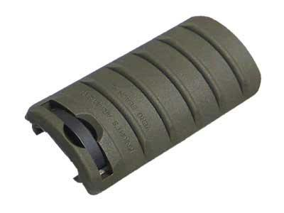 Matrix Special Force Rail Covers - 5 Ribs (Color: OD Green)