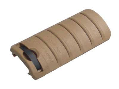 Matrix Special Force Rail Covers - 5 Ribs (Color: Desert Tan)
