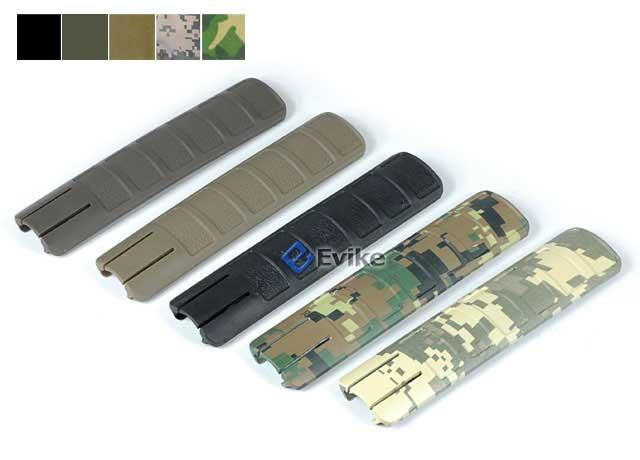 z Tactical Hand Guard Rail Cover Pancel Set for Airsoft - Set of 3  (Dark Earth)